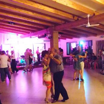 Le serate danzanti
